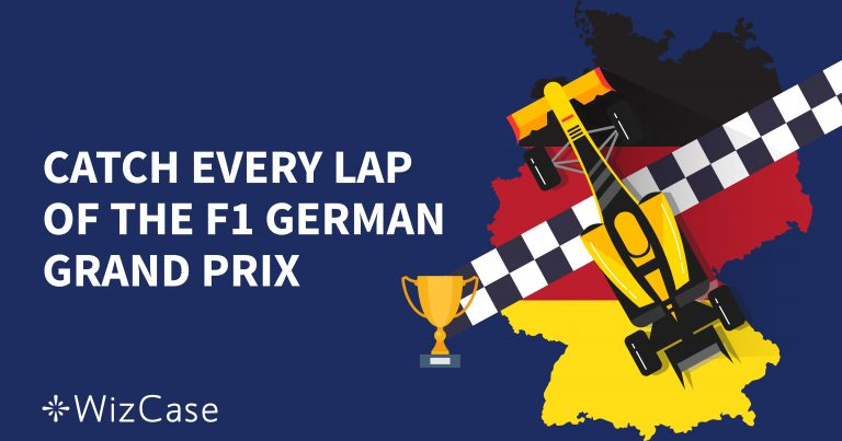 Cómo ver el Grand Prix de Alemania Fórmula 1 el 22 de julio y ahorrar 17%