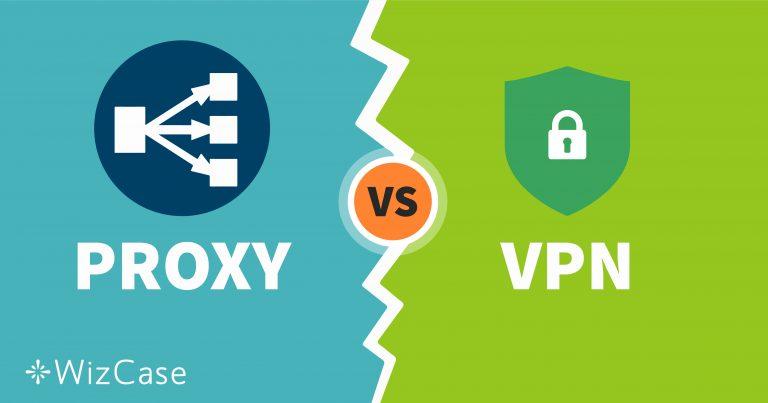 Proxy contra VPN: ¿cuál es mejor para ti y por qué?