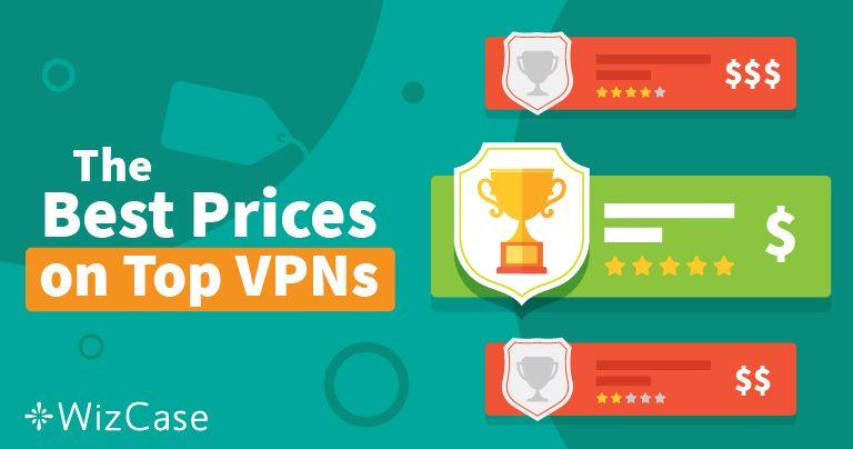 ¿Deberías comprar una VPN barata en 2018? ¡Sólo las de esta lista! Wizcase