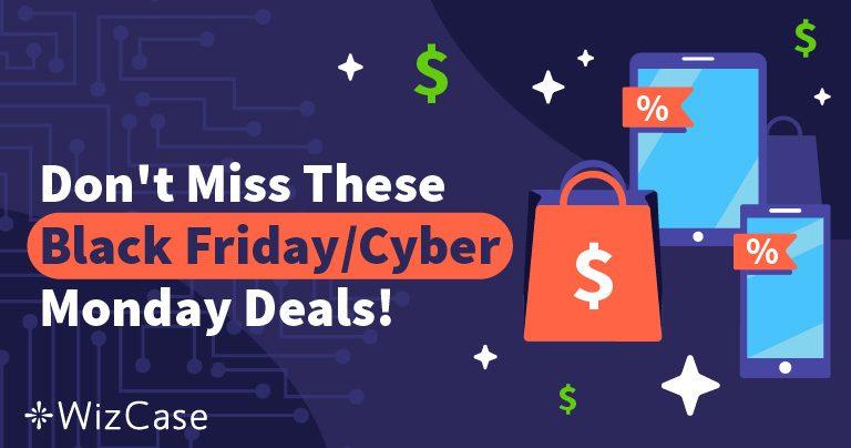Las mejores ofertas para Black Friday y Cyber Monday en 2020