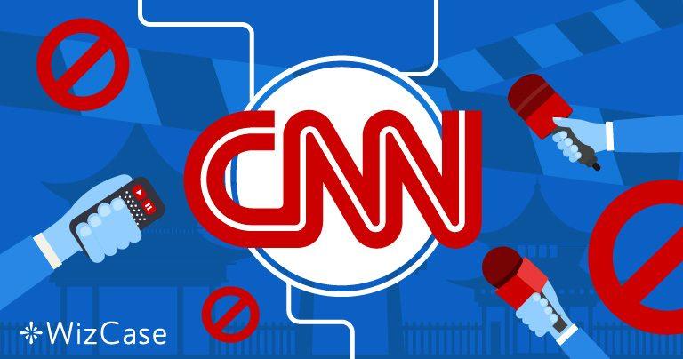 China prohíbe CNN. Así es como puedes verlo de forma segura.