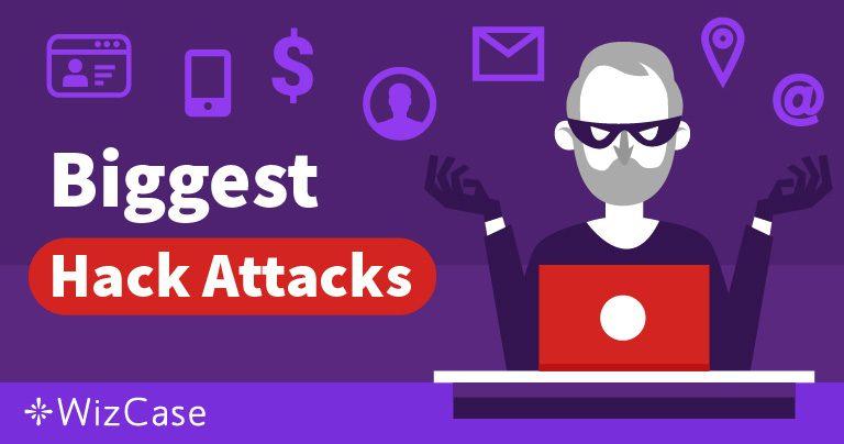 Los 15 mayores ataques de piratería