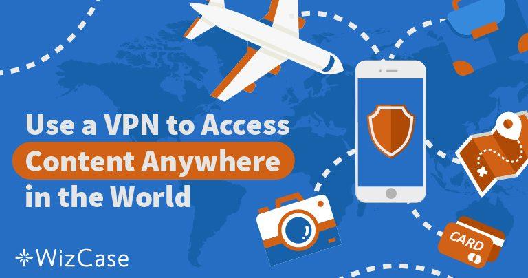 Las 5 Mejores VPN para Nómadas Digitales
