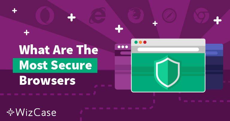 Los 10 mejores navegadores web en lo que respecta a privacidad en 2021 (PROBADOS)