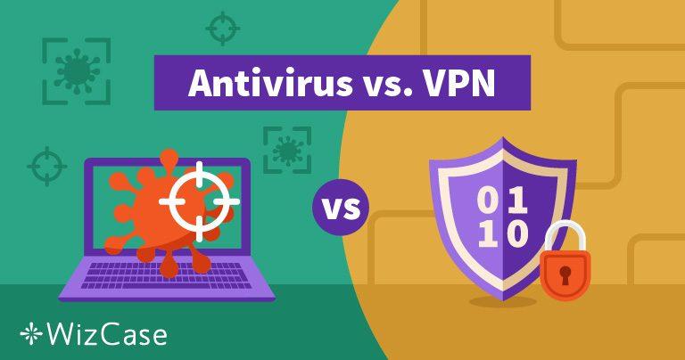Antivirus contra VPN: ¿realmente necesitas ambos?