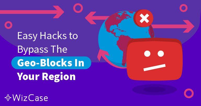 """Una VPN: La solución fácil para el mensaje de error """"Vídeo no disponible en tu ubicación"""""""