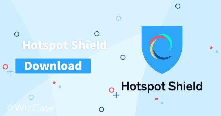 Descarga Hotspot Shield (Nueva versión) para ordenador y móvil Wizcase