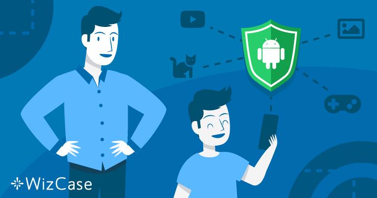 Las mejores apps de control parental para Android (probadas en Octubre 2021)