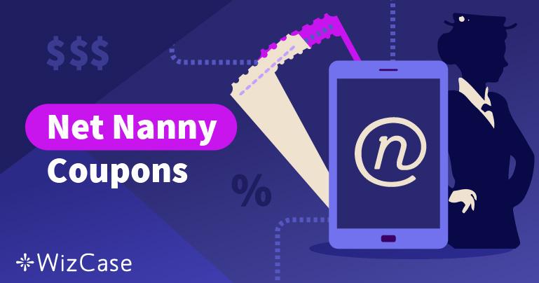 Cupón de descuento válido de Net Nanny para Octubre 2021: Ahorra ahora hasta un 30 %