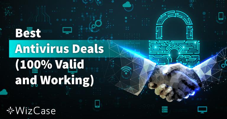 Mejores ofertas y descuentos antivirus válidos en Octubre 2021