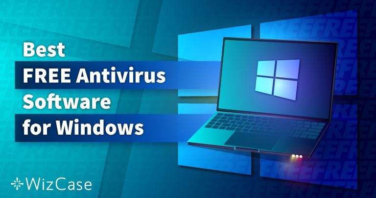 6 mejores antivirus GRATIS para Windows PC (probados en 2021)