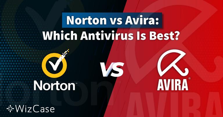Norton vs. Avira 2021: solo vale la pena pagar por uno